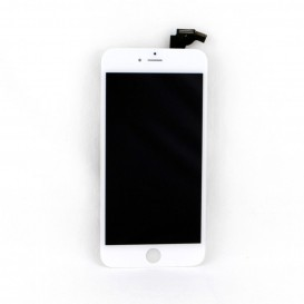 LCD + TOUCH compatibile per iPhone 6 PLUS bianco OEM