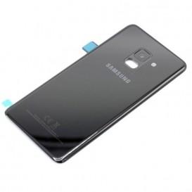 Samsung SM-A530F Galaxy A8 (2018) Battery Cover Originale Nero