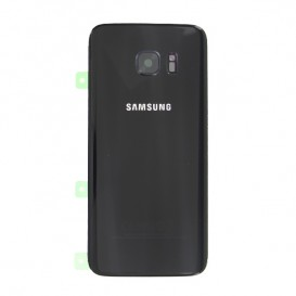 Samsung SM-G955 Galaxy S7 edge Battery Cover Originale Nero
