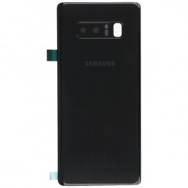 Samsung SM-N950F Galaxy Note 8 Battery Cover Originale Nero