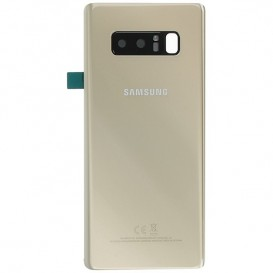 Samsung SM-N950F Galaxy Note 8 Battery Cover Originale Oro