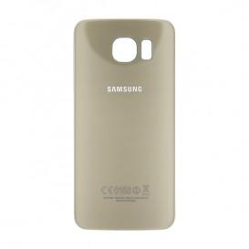 Samsung SM-G920F Galaxy S6 Battery Cover Originale Oro