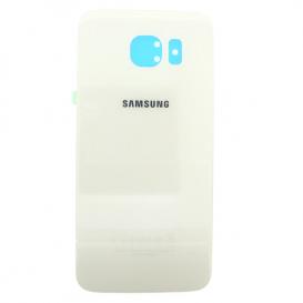 Samsung SM-G920F Galaxy S6 Battery Cover Originale Bianco