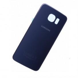 Samsung SM-G920F Galaxy S6 Battery Cover Originale Nero