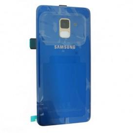 Samsung SM-A530F Galaxy A8 (2018) Battery Cover Originale Blu