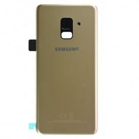 Samsung SM-A530F Galaxy A8 (2018) Battery Cover Originale Oro