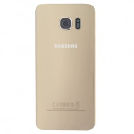 Samsung SM-G955 Galaxy S7 edge Battery Cover Originale Oro