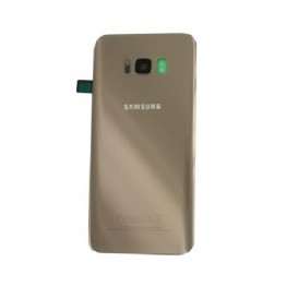 Samsung SM-G955F Galaxy S8 plus Battery Cover Originale Oro