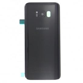 Samsung SM-G955F Galaxy S8 plus Battery Cover Originale Nero