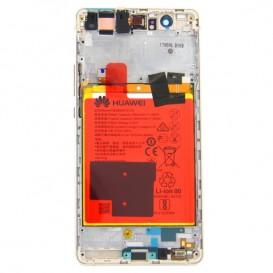 Huawei P9 Lite LCD / Touch ORO + Batteria Originale