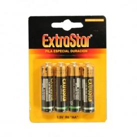 Extrasar pila stilo 1.5V 12 Blister x  4 pz.