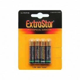 Extrasar pila ministilo 1.5V 12 Blister x  4 pz.