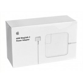 "Apple 60W MAGSAFE 2 Power Adapter per MacBook PRO 13"" con display retina"