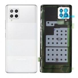 Samsung SM-A426F Galaxy A42 5G Battery Cover Originale Bianco