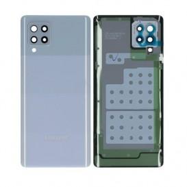 Samsung SM-A426F Galaxy A42 5G Battery Cover Originale Grigio
