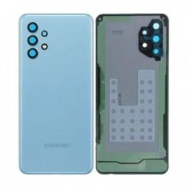Samsung SM-A326F Galaxy A32 5G Battery Cover Originale Blu