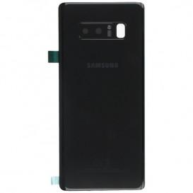 Samsung SM-N950F Galaxy Note 8 Battery Cover Originale Nero