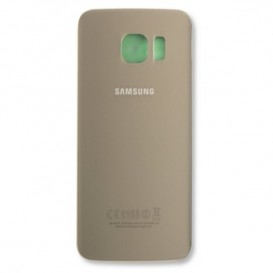 Samsung SM-G925F Galaxy S6 Edge Battery Cover Originale Oro