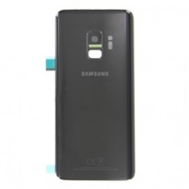 Samsung SM-G960F Galaxy S9 Battery Cover Originale Nero