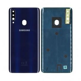 Cover batteria A20s Blu