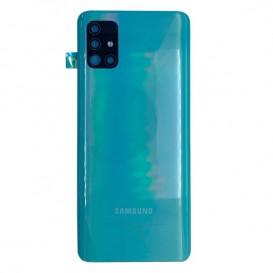 Cover batteria A51 Blu