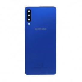 Cover batteria A7 2018 Blu