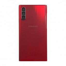 Cover batteria Note 10 Rosso