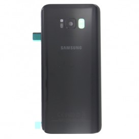 Samsung SM-G955F Galaxy S8 plus Battery Cover Originale Nero