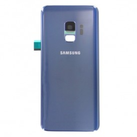 Samsung SM-G960F Galaxy S9 Battery Cover Originale Blu