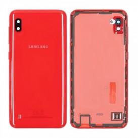 Cover batteria Samsung A10 Rosso