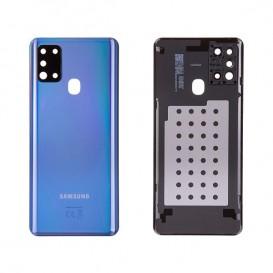 Cover batteria A21s Blu