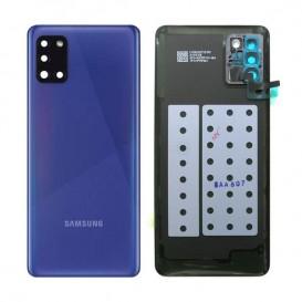 Cover batteria A31 Blu