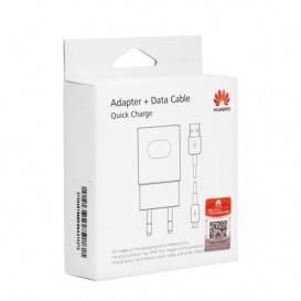 Caricabatteria Huawei Fast Charger microUSB Bianco