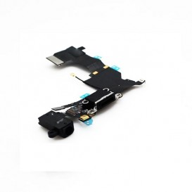 Connettore ricarica iphone 5S nero
