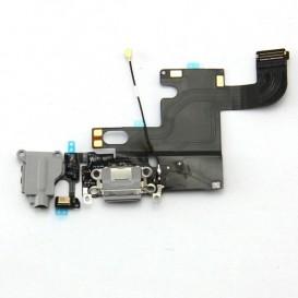 connettore ricarica iphone 6 grigio scuro