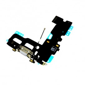 Connettore ricarica iphone 7 grigio chiaro
