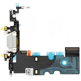 Connettore ricarica iphone 8 grigio chiaro