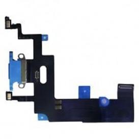 Connettore ricarica iphone XR blu