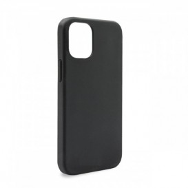 Custodia Silicone iPhone 12 mini Nera