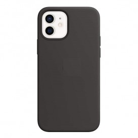 Custodia Silicone iPhone 12 / 12 Pro Nera
