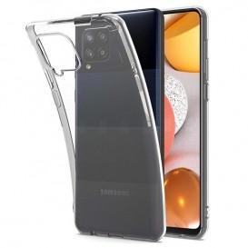 Custodia TPU Samsung A42 5G trasparente
