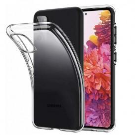 Custodia TPU Samsung S20 FE trasparente