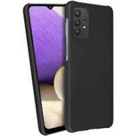 Custodia in Silicone per Samsung A32 5G colore Nero