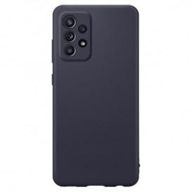 Custodia Silicone Samsung A72 Nera