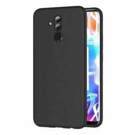 Custodia Silicone Huawei Mate 20 Lite Nera
