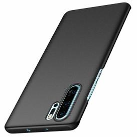 Custodia Silicone Huawei P30 Pro Nera