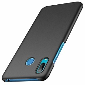 Custodia Silicone per Huawei Y6 2019 / Y6 Pro 2019 colore Nero
