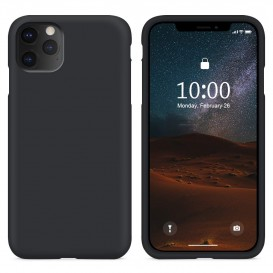 Custodia Silicone iPhone 11 Pro Nera