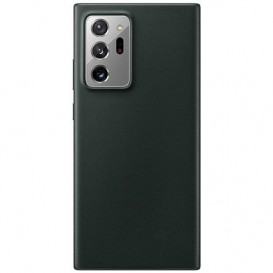 Custodia Silicone Samsung Note 20 Ultra Nera