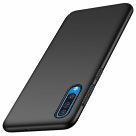 Custodia Silicone Samsung A50 Nera
